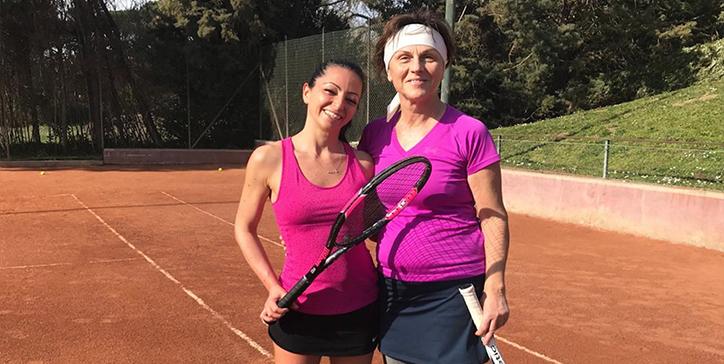 GiroTennis - Foto Torneo di Singolare Femminile Roma Sud-Ovest